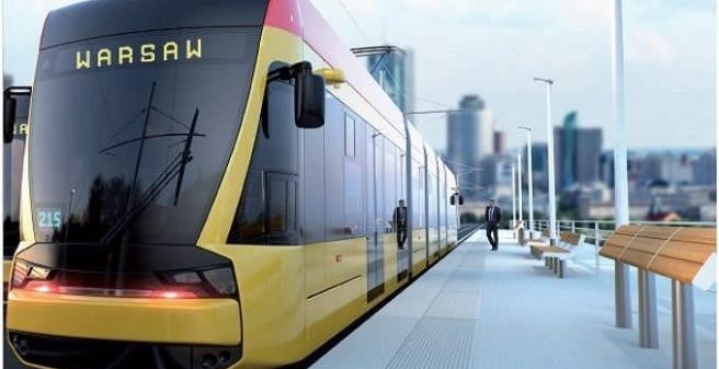 This image has an empty alt attribute; its file name is warsaw-transport-1.jpg